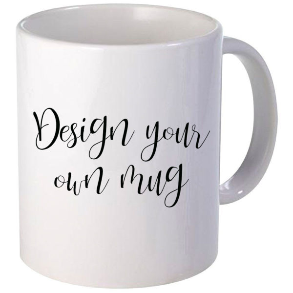 Make it Personal Mugs